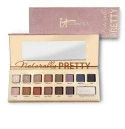 It Cosmetics Naturally Pretty Matte Luxe Transforming Eyeshadow Palette, Makeup, London Loves Beauty