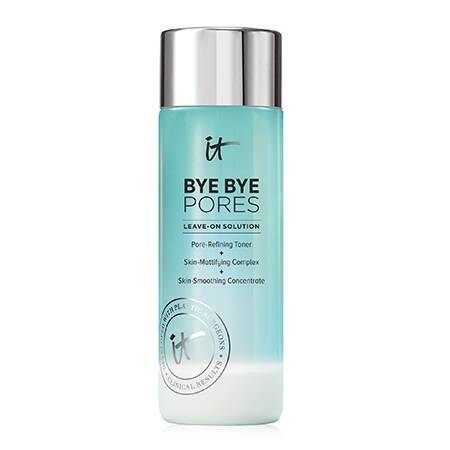 IT COSMETICS Bye Bye Pores Leave-On Solution Pore-Refining Toner, toner, London Loves Beauty