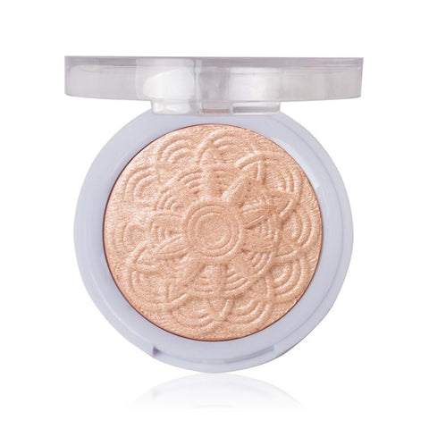 J.Cat Beauty You Glow Girl Baked Highlighter, Moon Light, 8.5g, Highlighters, London Loves Beauty