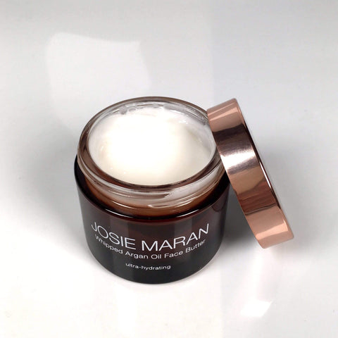 Josie Maran Whipped Argan Oil Face Butter (Unscented) (1.7oz | 50ml), Argan Oil, London Loves Beauty