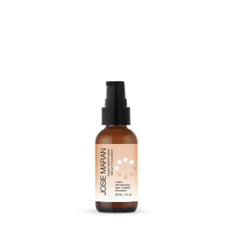 Josie Maran foundation Josie Maran Argan Matchmaker serum Foundation - Light/Medium