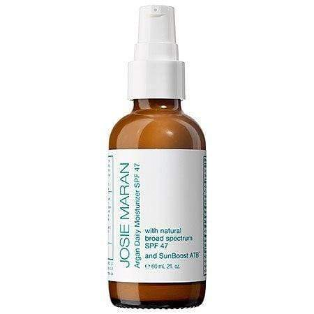 Josie Maran Argan Daily Moisturizer SPF 47 (60 mL | 2 fl. oz.), moisturizer, London Loves Beauty