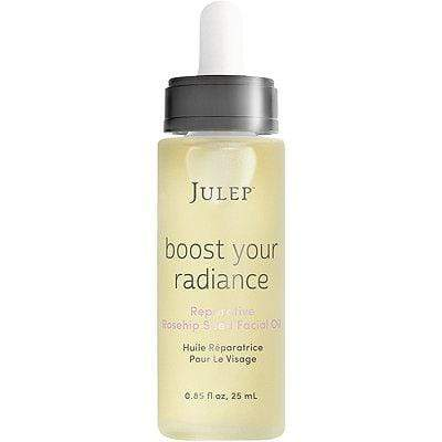 JULEP Boost Your Radiance Reparative Rosehip Seed Facial Oil, 0.85oz, Moisturizer, London Loves Beauty