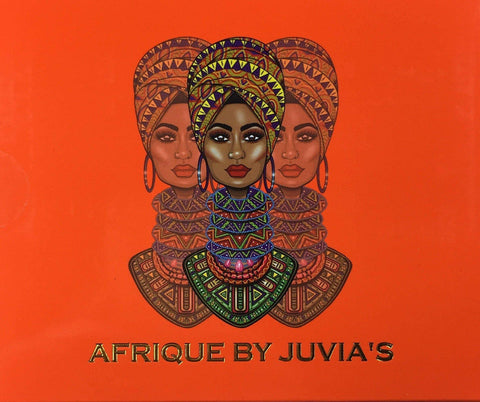 JUVIA'S PLACE Afrique Eyeshadow Palette, Eyeshadow, London Loves Beauty