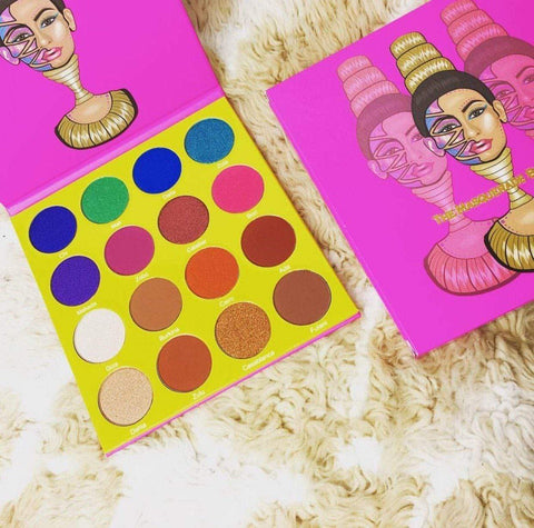 Juvia's Place Masquerade Palette - Large, Eyeshadow, London Loves Beauty