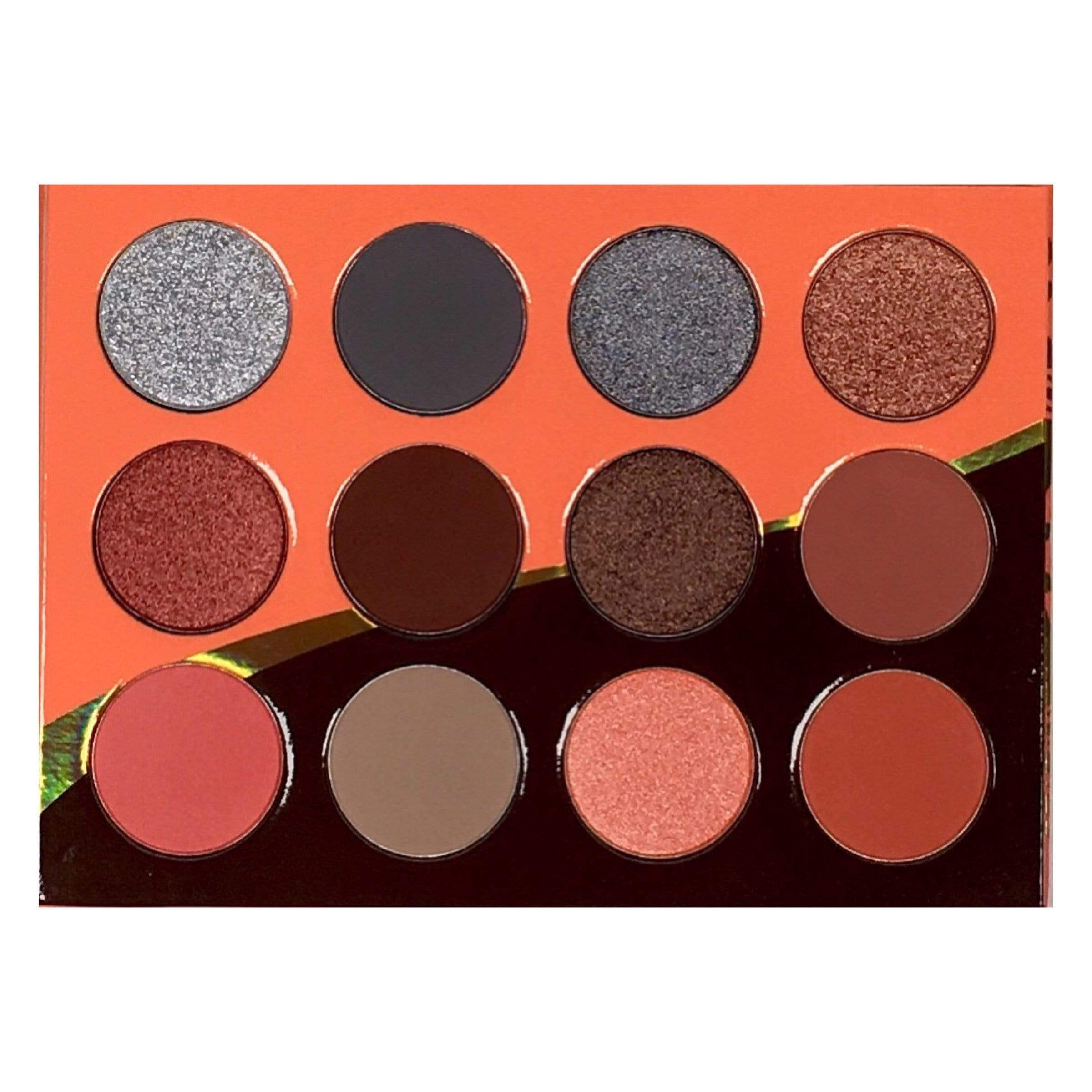 Juvias Place Eyeshadow JUVIA'S PLACE Nubian 3 Coral Eye Shadow Palette