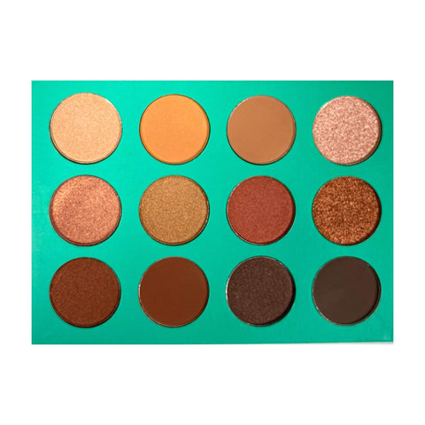 Juvia's Place Nubian Eyeshadow Palette, Eyeshadow, London Loves Beauty