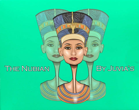 Juvia's Place Nubian Mini Eyeshadow Palette - Limited Edition, Eyeshadow, London Loves Beauty