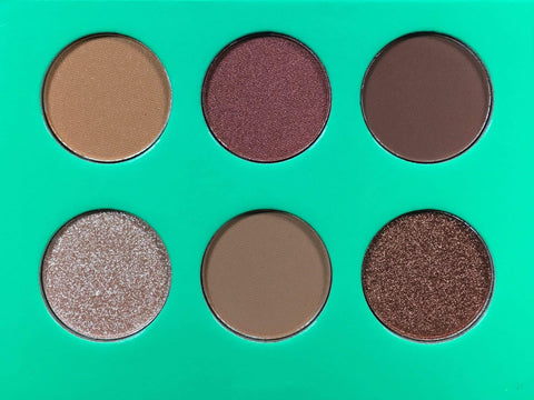 Juvias Place Eyeshadow Juvia's Place Nubian Mini Eyeshadow Palette - Limited Edition