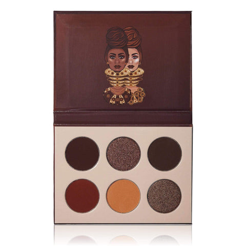 JUVIA'S PLACE The Chocolates Eyeshadow Palette, Eyeshadow, London Loves Beauty