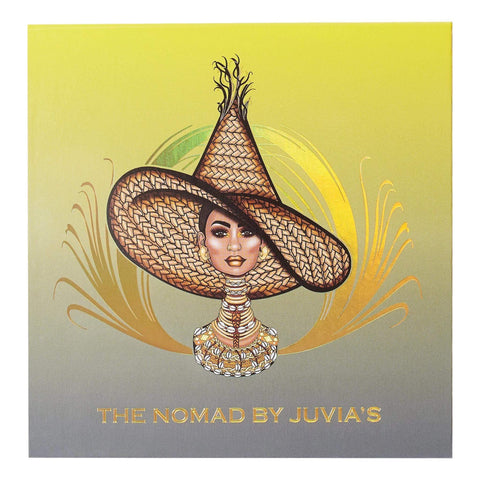 Juvias Place Eyeshadow JUVIA'S PLACE The Nomad Eyeshadow Palette