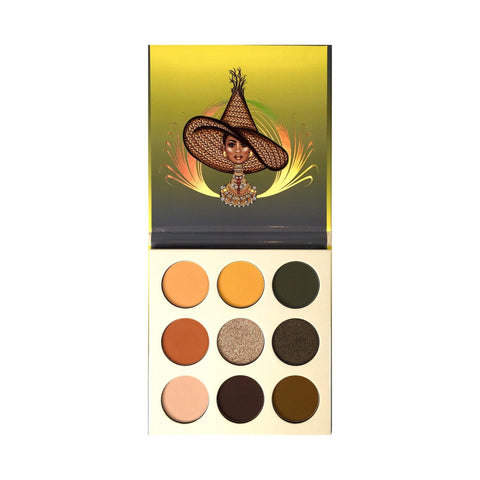 JUVIA'S PLACE The Nomad Eyeshadow Palette, Eyeshadow, London Loves Beauty