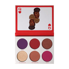 JUVIA'S PLACE The Queen Palette - Fumi X Juvia's, Eyeshadow, London Loves Beauty