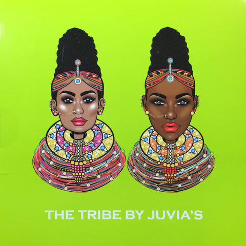 Juvia's Place The Tribe Eyeshadow Palette, Eyeshadow, London Loves Beauty