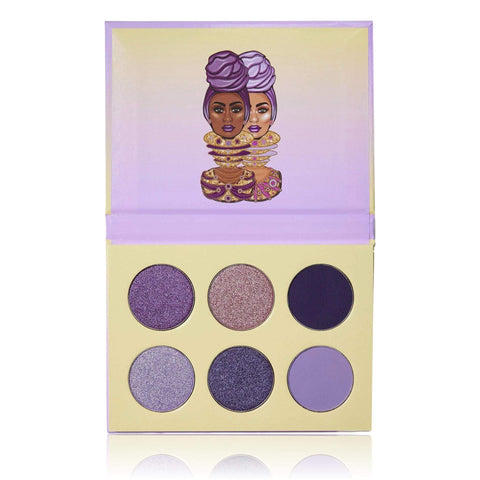 JUVIA'S PLACE The Violets Eyeshadow Palette, Eyeshadow, London Loves Beauty