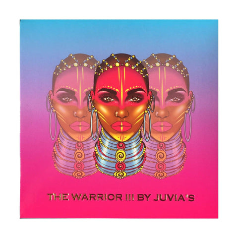 JUVIA'S PLACE The Warrior 3 Eyeshadow Palette, Eyeshadow, London Loves Beauty