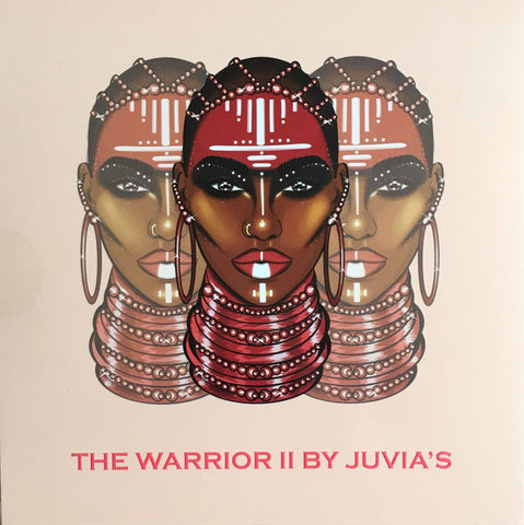 Juvia's Place The Warrior II Eyeshadow Palette, Eyeshadow, London Loves Beauty