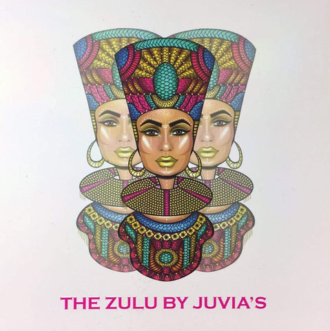 Juvia's Place The Zulu Eyeshadow Palette, Eyeshadow, London Loves Beauty