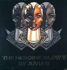 Juvias Place highlighter JUVIA'S PLACE The Heroine Glow II, 4g