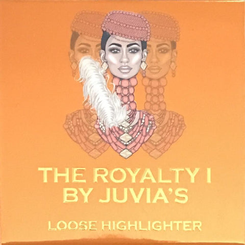 JUVIA'S PLACE The Royalty 1 Loose Highlighter 9g, highlighter, London Loves Beauty