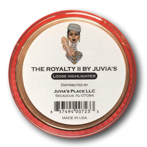 JUVIA'S PLACE The Royalty 2 Loose Highlighter 8g, highlighter, London Loves Beauty