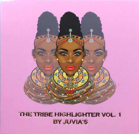 JUVIA'S PLACE Tribe Highlighter Vol 1, 10g, highlighter, London Loves Beauty