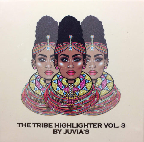 Juvias Place highlighter JUVIA'S PLACE Tribe Highlighter Vol 3, 10g