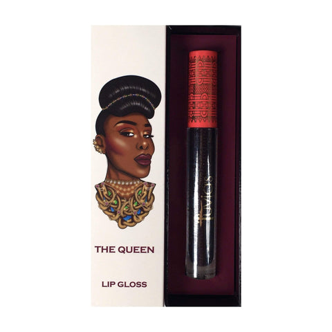 Juvias Place lip gloss JUVIA'S PLACE: The Queen Of Gloss Lip Gloss: Fumi - Fumi X Juvia's