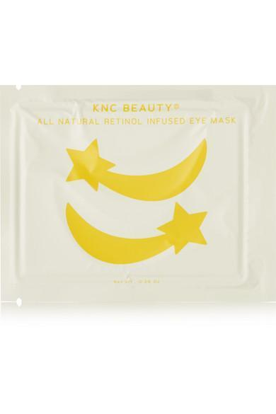 KNC Beauty All Natural Retinol Infused Eye Mask, eye mask, London Loves Beauty