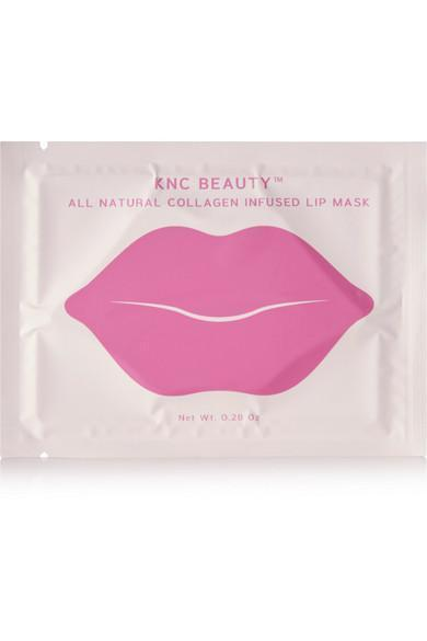 KNC Beauty All Natural Collagen Infused Lip Mask, lip mask, London Loves Beauty