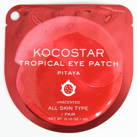 Kocostar Tropical Eye Patch Pitaya (Dragon Fruit), eye mask, London Loves Beauty