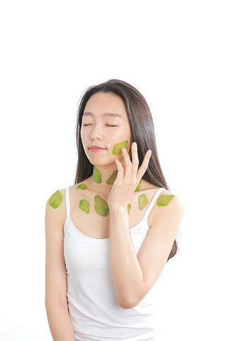 Kocostar Face Masks KOCOSTAR Aloe Slice Mask