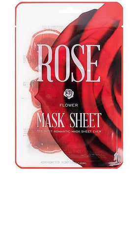 KOCOSTAR Rose Slice Mask, Face Masks, London Loves Beauty