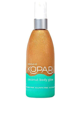 Kopari Beauty Coconut Body Glow, body shimmer, London Loves Beauty