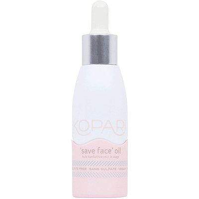 KOPARI BEAUTY Save Face Oil, 1.7oz, Moisturizer, London Loves Beauty