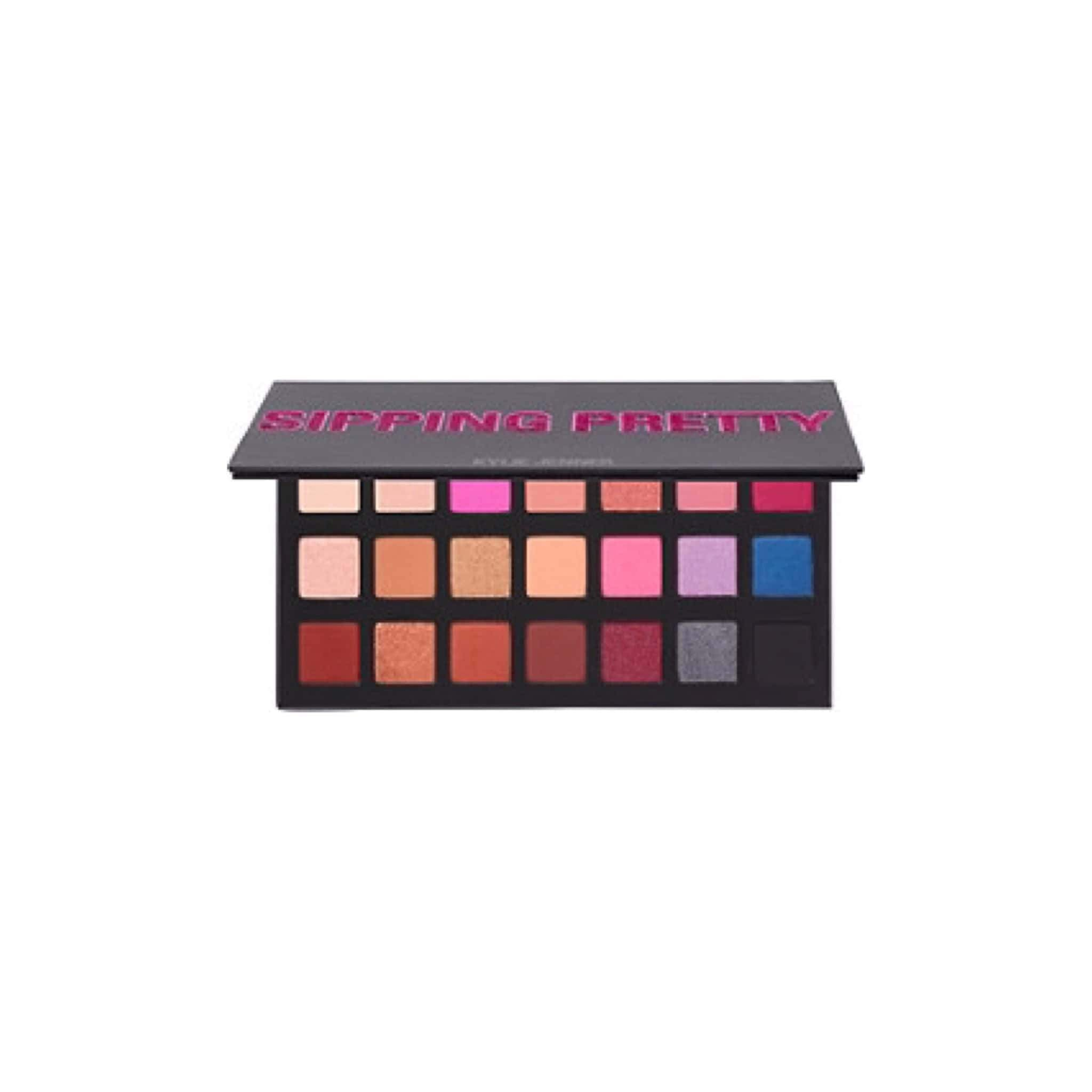 KYLIE COSMETICS Birthday 2018 Sipping Pretty Palette, 0.63 oz, Eyeshadow, London Loves Beauty