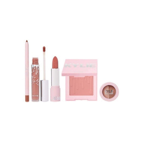KYLIE COSMETICS Kylie Holiday Try It Kit, 7.2 oz, Makeup Kit, London Loves Beauty