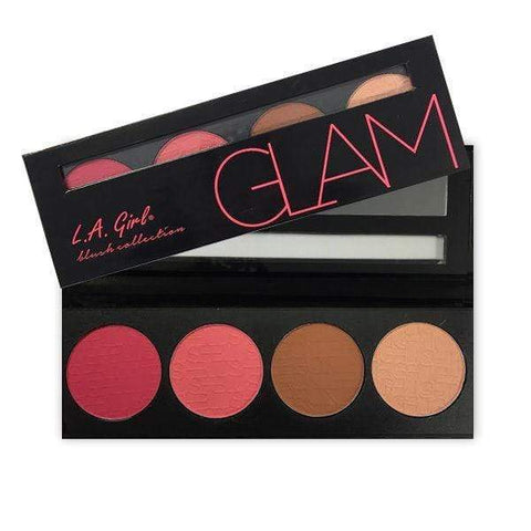 L.A. Girl Cosmetics Blush L.A. Girl Beauty Brick Blush Collection - Glam