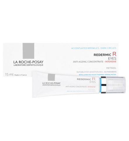 La Roche-Posay Redermic [R] Anti-Ageing Anti-Wrinkle Eye Cream 15ml, Eye Cream, London Loves Beauty