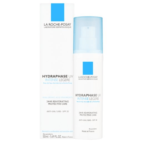 La Roche-Posay Hydraphase UV Intense Moisturiser Light 50ml, Moisturizer, London Loves Beauty