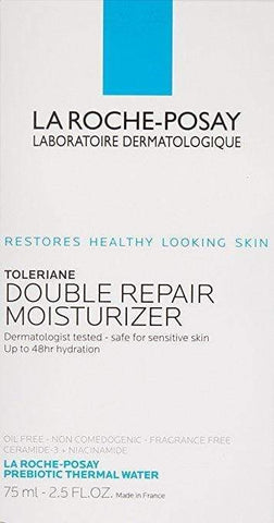 La Roche-Posay Toleriane Double Repair Face Moisturizer (75ml | 2.5 fl.), Moisturizer, London Loves Beauty