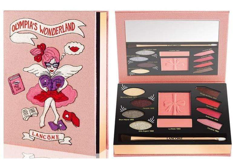 Lancôme eyeshadow palette Lancôme Olympia's Wonderland Palette, Olympia Le-Tan Collection - Limited Edition
