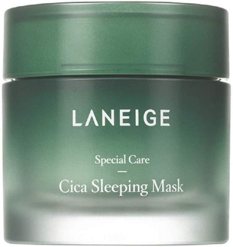LANEIGE CICA Sleeping Mask 2oz, lip mask, London Loves Beauty