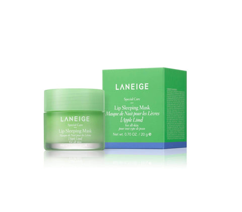 LANEIGE Lip Sleeping Mask - Apple Lime 0.7 oz | 20 g