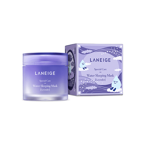 Laneige Water Cream Laneige Lavender Water Sleeping Mask, 70ml