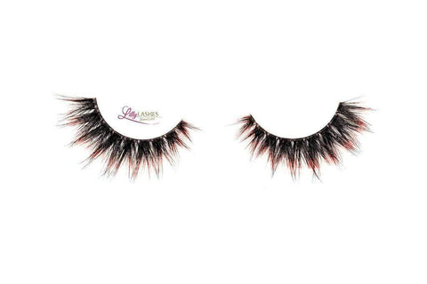 Lilly Ghalichi eyelashes Lilly Lashes – Live In Colour Collection - Storm