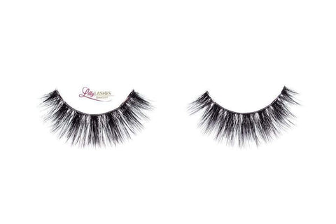 Lilly Ghalichi False eyelashes Lilly Lashes - 3D Bandless Collection- Faux Mink Olivia