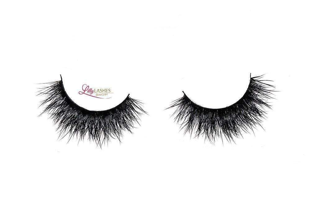Lilly Ghalichi False eyelashes Lilly Lashes 3D Mink: Vienna