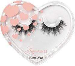 LILLY LASHES Miami 3D Faux Mink Eyelashes Lashentine Set, lashes, London Loves Beauty