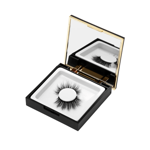 LILLY LASHES Mirrored Lash Compact, Tools & Accessories, London Loves Beauty